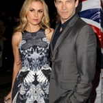 Stephen Moyer and Anna Paquin Interviewed at the Great British Film Reception