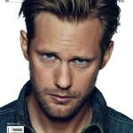 "Alexander Skarsgård in ""Man Of The World"" Magazine"