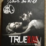 EJ Scott's True Blood Season 2 Cast Signed DVD Giveaway
