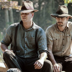 "Jim Parrack Stars with James Franco in  ""As I Lay Dying"""