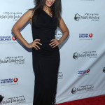 Janina Gavankar attends the Indian Film Festival