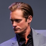 Alexander Skarsgård Talks Disconnect on the red carpet