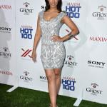 Janina Gavankar Looks Hot at Maxim Hot's 100 Party