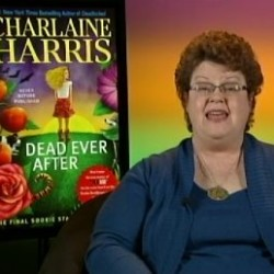 Charlaine Harris Chats about her last Sookie Book