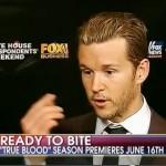 Video – Ryan Kwanten Chats True Blood Season 6