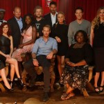Cast Photo at Fangtasia Before Tonight's True Blood Season 6 Premiere
