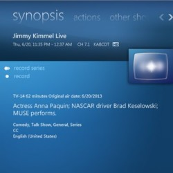 Anna Paquin to appear on Jimmy Kimmel Thursday, June 20