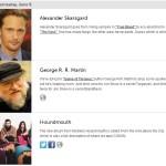 Alexander Skarsgård will appear on Conan June 5th