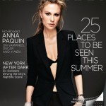 Anna Paquin Covers Manhatten Magazine