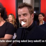 Rob Kazinsky says he's the most naked character ever on True Blood