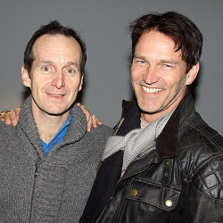 Stephen Moyer hopes to direct screenplay written by Denis O'hare