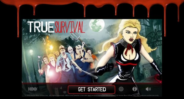 True Blood Survival Game