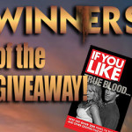 The winners of the If You Like True Blood… book have been chosen.
