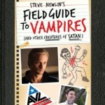 Hurry, get your copy of Steve Newlin's Field Guide to Vampires