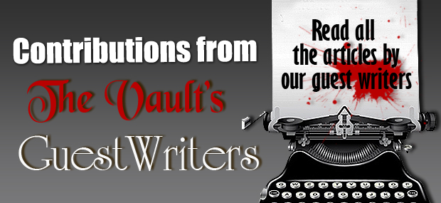 Special Section for The Vault's Guest Writers