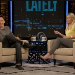 Stephen Moyer's Appearance on Chelsea Lately July 3, 2013
