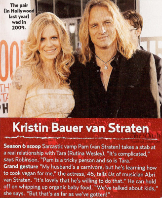 True Blood Featured in US Weekly Magazine Issue