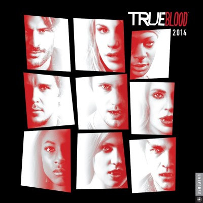 2014 True Blood calendar