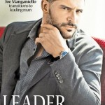 "Joe Manganiello interviewed and on the cover of NY Post's ""Alexa"""