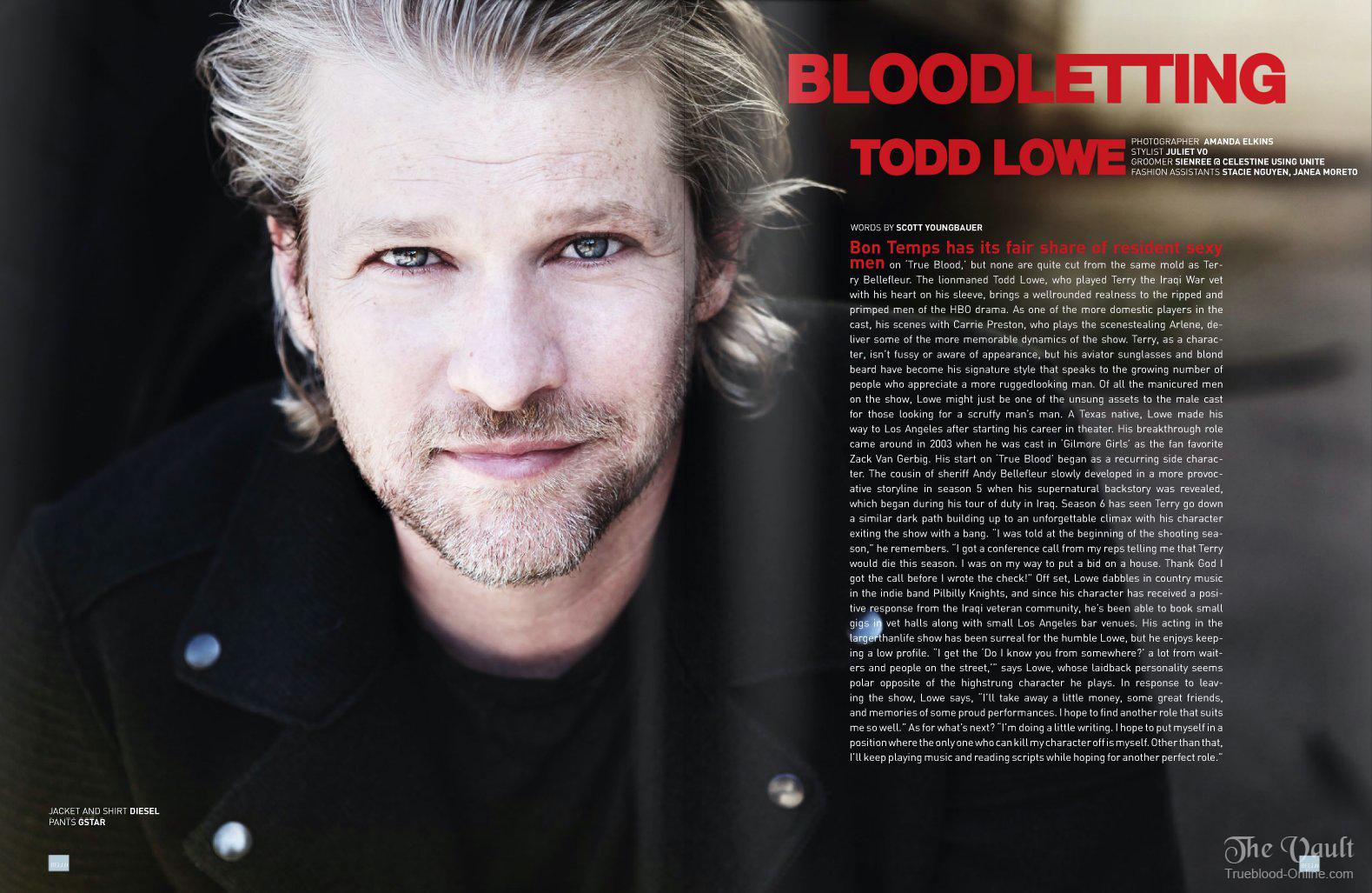 todd lowe and rob lowe