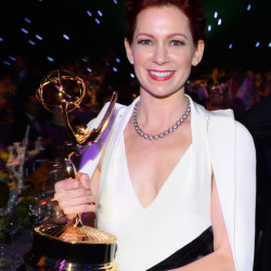 Carrie Preston to be a Presenter at the Emmy's this weekend