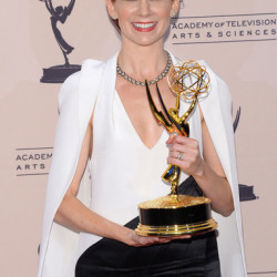 Carrie Preston Wins At 2013 Creative Emmy Awards