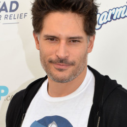 "Joe Manganiello attends day 1 of ""Swim For Relief"" Benefiting Hurricane Sandy Recovery"