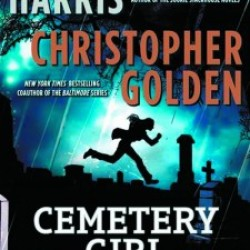 Charlaine Harris Writes Her First Graphic Novel – Cemetery Girl