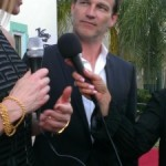 """Stephen Moyer promotes film """"Free Ride"""" and his Company CASM"""