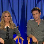 Video of Stephen Moyer and Carrie Underwood on Good Day LA