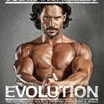 "Pre-Order Jos Manganiello's Book: ""Evolution…"" to be released Dec. 3"