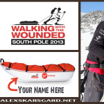 Put Your Name on Alexander Skarsgård's Pulk for Walking With the Wounded