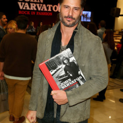 "Joe Manganiello attends the ""John Varvatos: Rock In Fashion"""