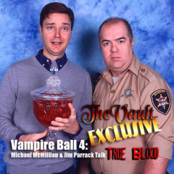 Vampire Ball 4: Michael McMillian & Jim Parrack Talk True Blood