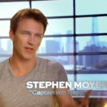 """More glimpses of Stephen Moyer in """"The Sound of Music"""""""