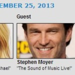 Stephen Moyer to Appear on Late Night with Jimmy Fallon, Tonight Nov. 25