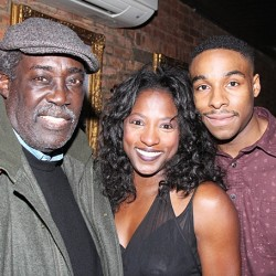 Photos of Rutina Wesley & the Cast of Charles Fuller's One Night