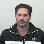 Joe Manganiello Visits Dr. OZ and reveals transformation secrets
