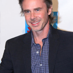 Sam Trammell at Reloading Life: The Art of Peace, Anti Gun Violence event