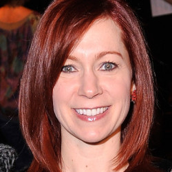 """Carrie Preston says True Blood is aiming for a """"Huge finale!"""""""