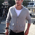 "Ryan Kwanten Appearance on ""Extra"""