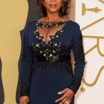 Alfre Woodard Attends the 86th Annual Academy Awards