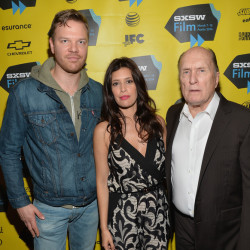 """Jim Parrack Attends Screening of """"A Night in Old Mexico"""""""