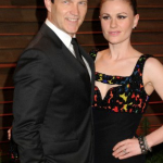 Anna Paquin, Stephen Moyer & Even Rachel Wood at Vanity Fair Party