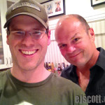EJ Scott interviews True Blood's Chris Bauer