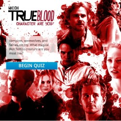 Take the quiz: What True Blood Character are you?