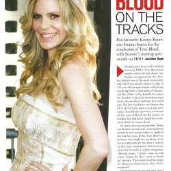 Kristin Bauer van Straten on leaving behind the role of a lifetime