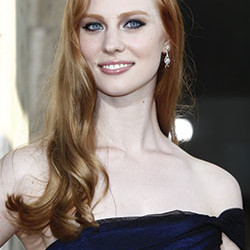 Deborah Ann Woll seeks awareness and funding to fight Choroideremia