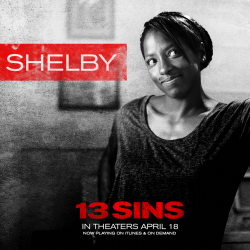 """Rutina Wesley's New film """"13 Sins"""" and Feature in """"O"""" Magazine"""