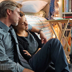 "Sam Trammell's New film ""The Fault in our Stars"" gets EW cover"